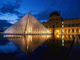 Louvre-at-Dusk