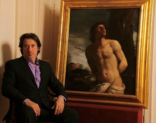 2_-SOPRANOS-HIT-MAN-HITS-IT-BIG-GUERCINO-SAINT-SEBASTIAN-FEDERICO-CASTELLUCCIO-FINE-ART-CONNOISSEUR